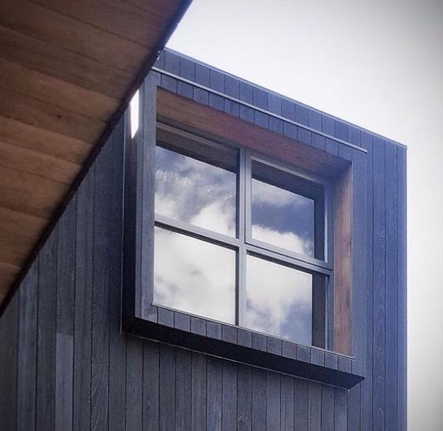 ... External Charred Timber ...