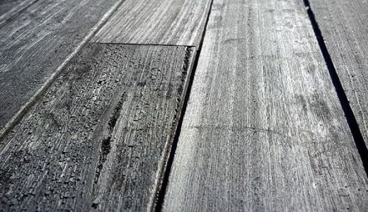 echo timber charred