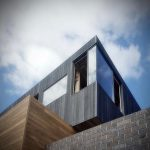 External Charred Timber